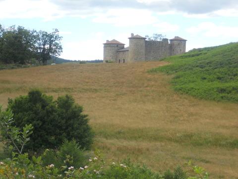 Chateau de Craux juin 2013