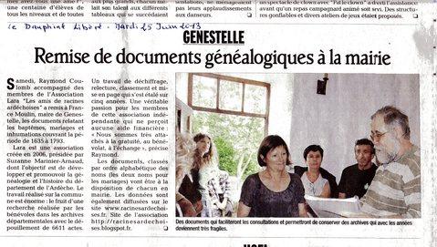 Article+du+Dauphiné+Libéré+Mardi+25+juin+2013