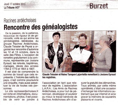Article+Burzet+La+Tribune+17-10-2013